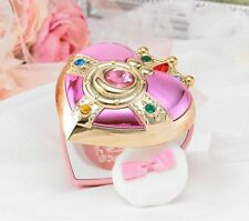 Creer BANDAI Sailor Moon Miracle Romance Cosmic Heart Cheek Compact Powder JAPAN