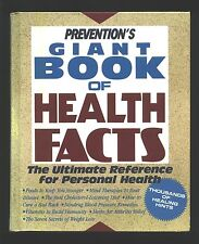 Prevention's Giant Book of Health Facts(Hardback) and Prescription For Longevity