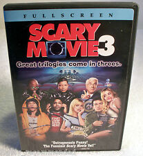 Scary Movie 3 (DVD, 2004, Full Frame Edition) Charlie Sheen