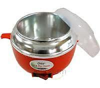 OZOMAX Oil and Wax Heater with Auto Cut Off with wax spoon