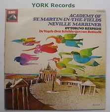 5C 065-02 826 - RESPIGHI - De Vogels MARRINER ASMITF - Excellent Con LP Record