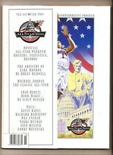 2001 NBA Basketball All Star Game Program Washington DC