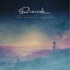 Riverside-Love fear and the Time Machine 2 CD MediaBook NUOVO OVP Pink Floyd