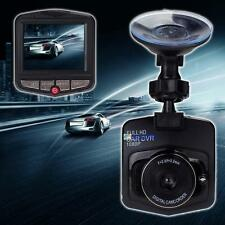 HD 1080P Car DVR Camera DashCam Video Recorder Black Night Vision G sensor BS