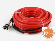 K&H Outdoor Thermo Heated Garden Water Hose Rubber 20 Ft Barn Kennel Farm KH5020