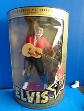 1993 ELVIS PRESLEY DOLL BY HASBRO- JAILHOUSE ROCK EDITION MIB