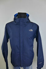 Men The North Face HyVent DT Blue Hiking Camping Waterproof Jacket Size XL