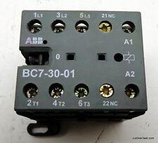 ABB BC7-30-01 Mini Contactor