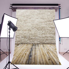 5X7FT Vinyl Photography Backdrop Wall Floor Studio Photo Background ZZ44