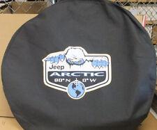Wrangler artic spare tire cover 82213230 Jeep JK TJ OEM Mopar