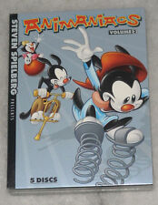 Animaniacs: Volume 2 Complete  (Steven Spielberg) DVD Box Set - NEW SEALED