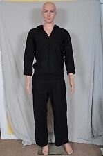 VTG 50's U.S. Navy Jumper and pants Outfit Naval Clothing Factory Stenciled S