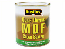 Quick Drying MDF Sealer Clear 250ml Primer / Undercoat Paints & Sprays