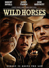 Wild Horses DVD, Josh Hartnett, James Franco, Robert Duvall, Robert D