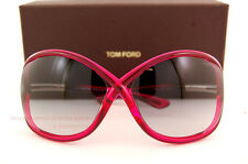 Brand New Tom Ford Sunglasses TF 0009 Whitney 72B Fuchsia/Grey Gradient Women