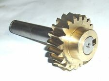 "BRONZE TRANSMISSION DRIVE GEAR FOR 4-1/2 X 6"" METAL CUTTING BAND SAW"