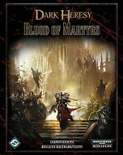 2010 Warhammer 40K RPG: Dark Heresy Blood of the Martyrs Hardcover