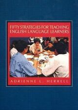 50 Strategies for Teaching the English Language by Adrienne L. Herrell (1999, P…