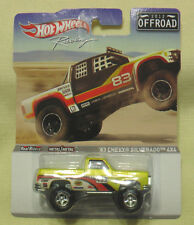 Hot Wheels Racing 2012 Off Road Set of 6 Silverado Baja Bug Bronco Real Riders