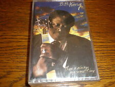 B B King CASSETTE NEW There Is Always One More Time