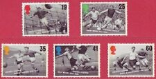 1996 GB Football Legends U/M Dixie Dean Bobby Moore Duncan Edwards etc.,