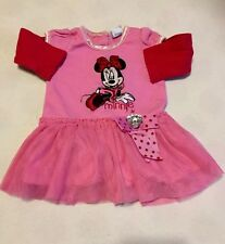 Baby Girls Clothes Newborn - Pretty Disney Minnie Dress