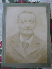 Photographie ancienne 1906 portrait homme exposition d'Albi photo L Paradis Albi