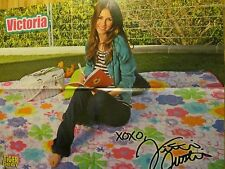Victoria Justice, Cody Simpson, Double Four Page Foldout Poster