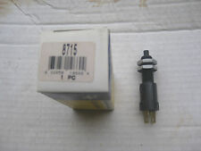 Cole Hersee 8715 Stoplamp Switch, SPST, Chrysler Delco Ford GMC Wagner, NOS!