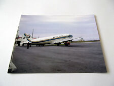 Postcard (BC33) - British United Airways C-47 Dakota 4 G-AKNB