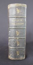 """Manual of the Sodality of The Blessed Virgin Mary"", Pub. by Cummiskey, 1869"