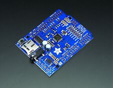 Adafruit Music Maker MP3 Shield For Arduino With 3W Stereo Amp Encoding Decoding