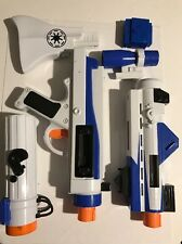 Star Wars Clone Wars Build Your Own Blaster Rifle Storm Trooper LucasFilm Hasbro