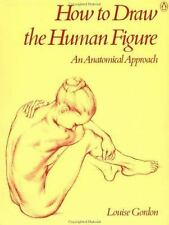 How to Draw the Human Figure: An Anatomical Approach-ExLibrary