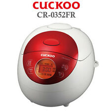 CUCKOO CR-0352FR Rice Cooker Small Size For 3 person  Free Express 220V