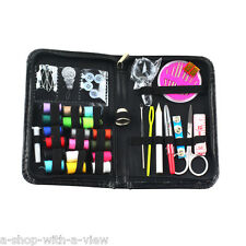 Professional Sewing box/Sewing Kits With Leather Case Beginnersshipment for CA