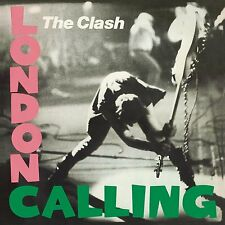 CLASH LONDON CALLING LP VINYL NEW 2015 180GM 2LP LEGACY EDITION
