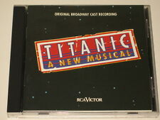 TITANIC A NEW MUSICAL - CD - SOUNDTRACK