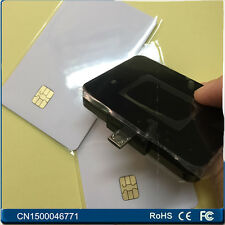 Programmer EMV Micro USB OTG Smart IC Card Reader&Writer #N88 For Android Mobile