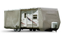 New Travel Trailer Cover, Super-Duty, 24-27', Waterproof, RV Cover