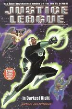 In Darkest Night (Justice League) Friedman, Michael Jan Paperback