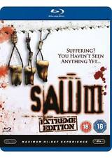 Saw 3 :Extreme Edition [Blu-ray] Saw 111 Saw III BRAND NEW/FACTORY SEALED