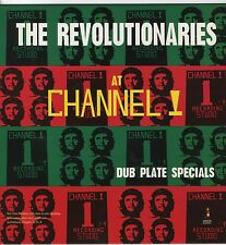 REVOLUTIONARIES AT CHANNEL ONE DUB PLATE SPECIAL NEW VINYL LP £10.99