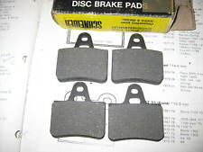 NEW REAR BRAKE PADS - FITS: CITROEN GS & GSA (1972-85)