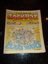 JACKPOT Comic - No 7 - Date 16/06/1979 - UK PAPER COMIC