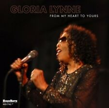 From My Heart To Yours - Lynne,Gloria (2007, CD NEUF)