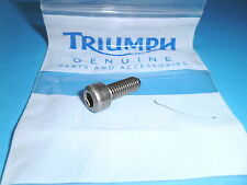SCREW M8X1,25X20 TRIUMPH DAYTONA 595/955-TT600-AMERICA PART N. T3050142