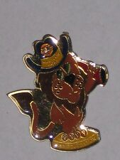 Lions Club Pin Western Lions Ear Foundation Lion With Ear Trumpet