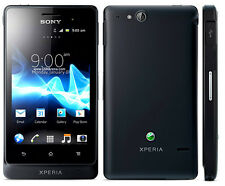 Original Unlocked Sony Xperia Go ST27i 8GB 5MP GSM Smartphone Black