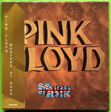 PINK FLOYD MASTERS OF ROCK CD MINI LP OBI